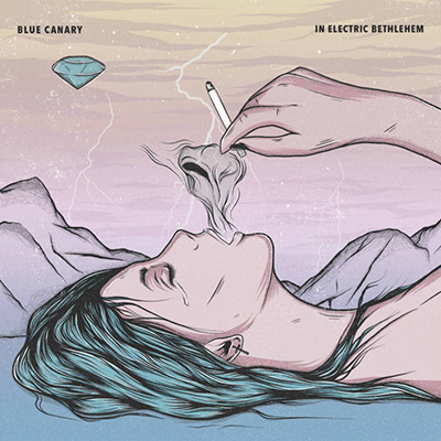 Album art for In Electric Bethlehem by Blue Canary