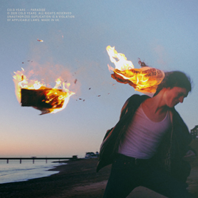 Album art for Electricity by Cold Years