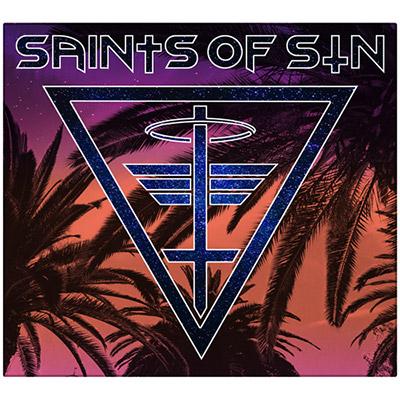 Album art for Saints Of Sin by Saints Of Sin